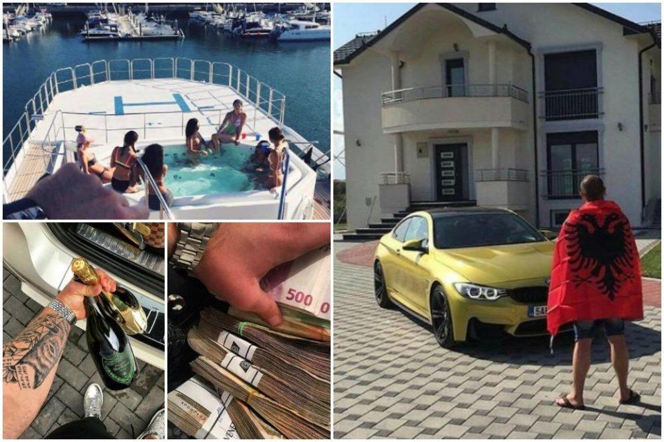 Ова се богатите деца на Албанија: На нив можат да им подзавидат и оние од Дубаи и Русија (ФОТО ГАЛЕРИЈА)