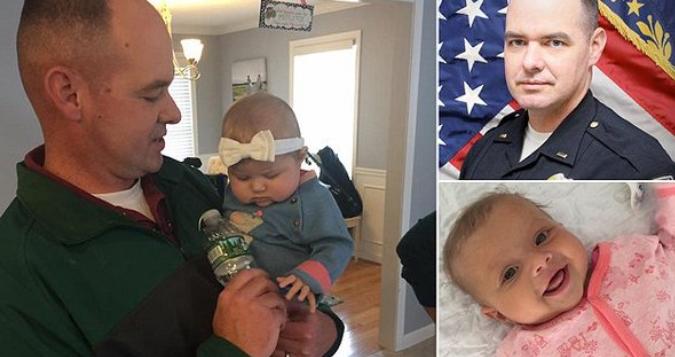 Нивното бебе се бореше за живот, а потоа се појави ТОЈ и се случи чудо (ФОТО+ВИДЕО)