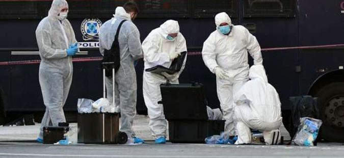 Рачна бомба пронајдена во двор на хотел крај Солун