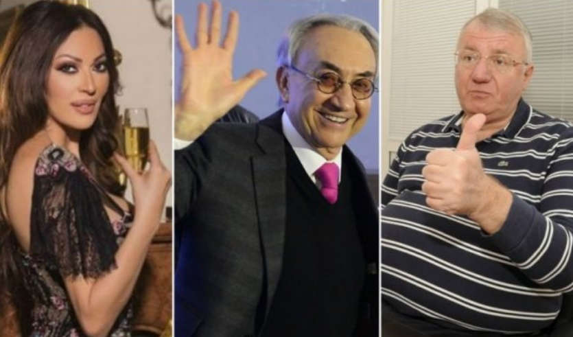 Цеца и Аца Лукас на црната листа, забранет влез во САД и за починатиот Милошевиќ