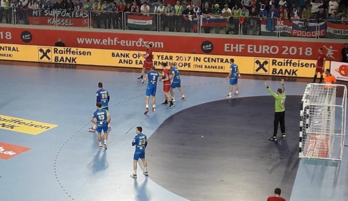 Резултатот од мечот Словенија- Чешка ја отпиша Македонија од битката за 5-то место