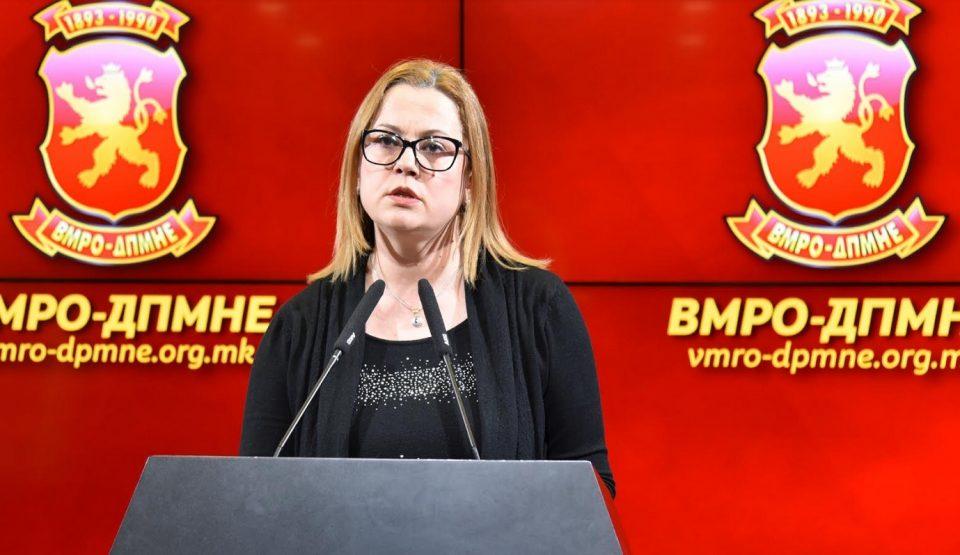 ВМРО-ДПМНЕ: Законот за двојазичност е противуставен, ќе приложиме амандмани за повеќе членови