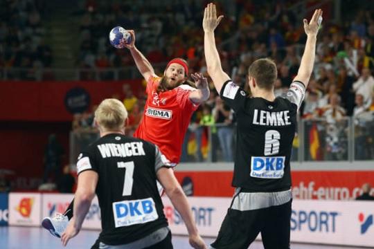 Данска го совлада европскиот првак Германија