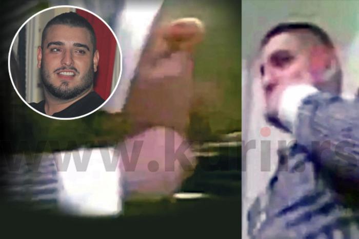 СКАНДАЛОЗНО: Фолкерот Дарко Лазиќ фатен како шмрка кокаин? (ФОТО)