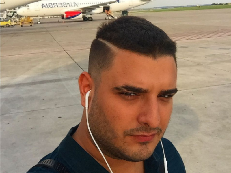 Кога Ана Севиќ ќе ја види нивната фотографија во базен ќе пукне од мака: Дарко Лазиќ не ја крие новата девојка