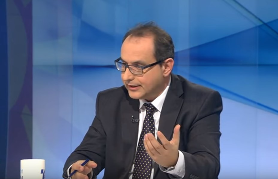 Tони Дескоски: Срцевината на спорот за името според грчката страна е дека Македонија е измислена нација