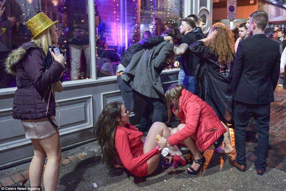ФОТО ГАЛЕРИЈА: Ова се фотографии направени утрото после Нова Година