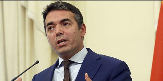 Димитров: Го охрабривме Нимиц во среда да излезе со првичен предлог за името