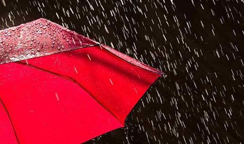 Во текот на денот сончево време, вечерва дожд и грмежи