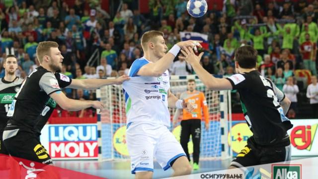 Невидена драма на мечот Словенија- Германија!