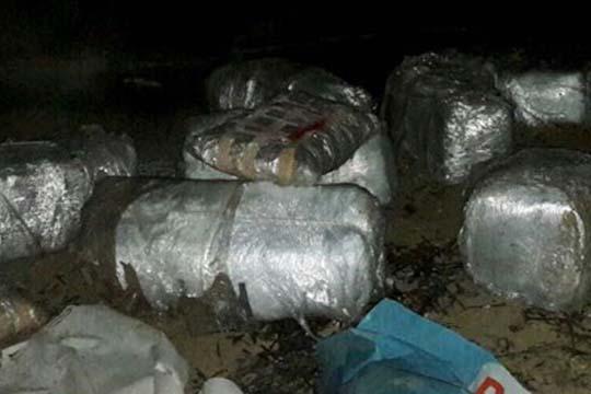 Околу 150 килограми дрога пронајдени во Арачиново