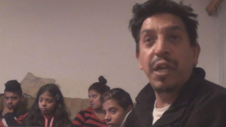 ВИДЕО: Татко на седум деца од Берово завршил во затвор, за една количка дрва