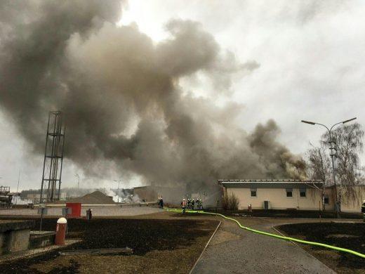 Експлозија во фабрика за оружје во Црна Гора, повредените со хеликоптери ќе бидат пренесени во болница