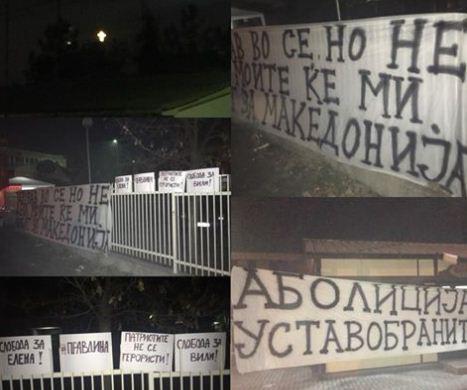 Поддршката продолжува: Слобода за Елена!