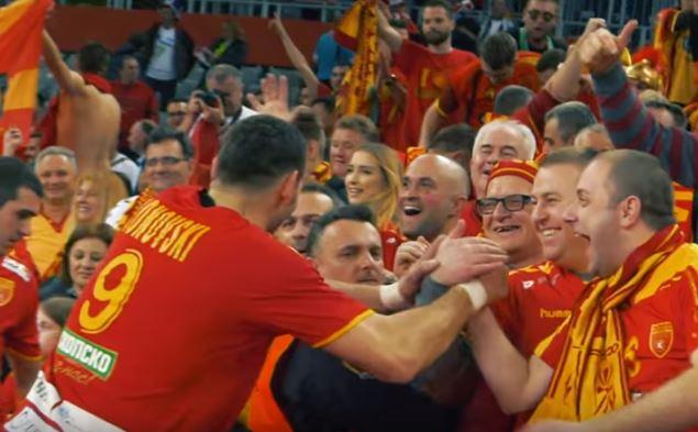 ВИДЕО: ЕХФ со специјално видео за македонската фаланга