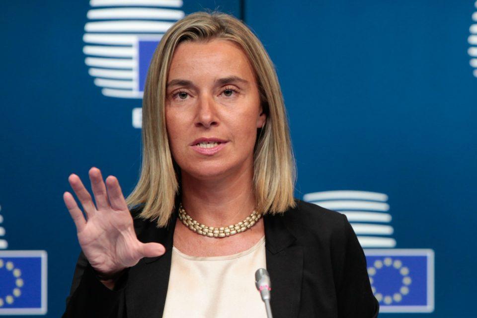 Могерини: За Балканот 2018 е клучна година