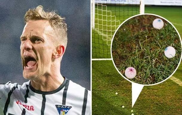 БРУТАЛНО ИСМЕЈУВАЊЕ: Фудбалер кој има само едно око беше жртва на навивачите