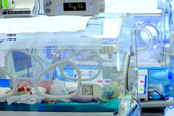 Мајка земала погрешно бебе на скопска Гинекологија