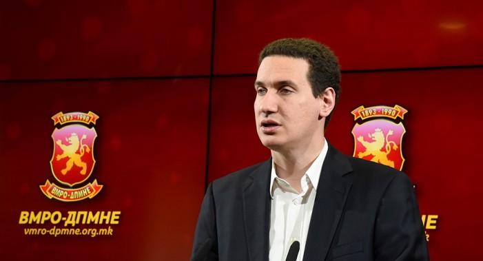 Ѓорчев: ВМРО-ДПМНЕ ќе предложи намалување односно укинување на акцизата за дизелот од 3,5 денари која што ја воведе владата на Заев