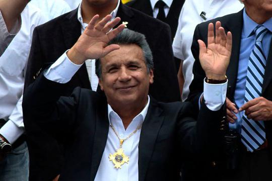 Потпретседателот на Еквадор е отстранет од должност поради корупција