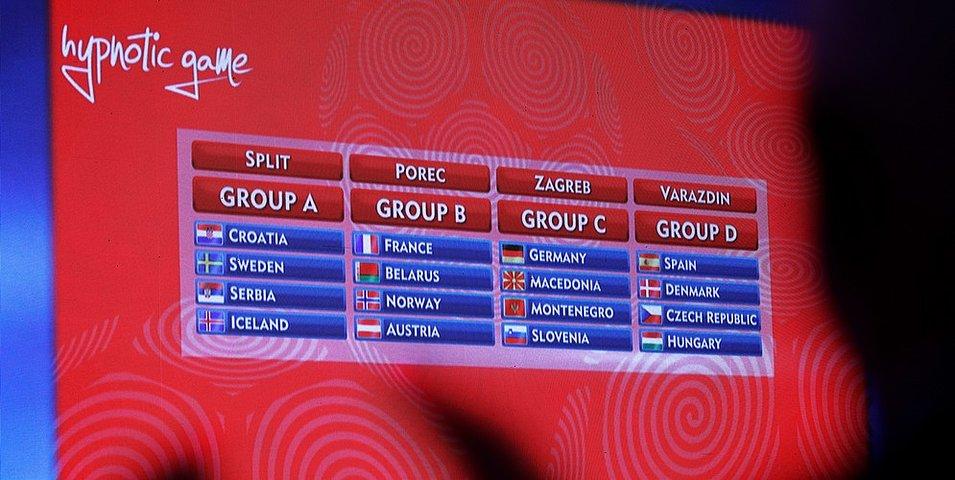 Кои натпревари ќе ги пренесува ТВ Телма од ЕП во Хрватска?