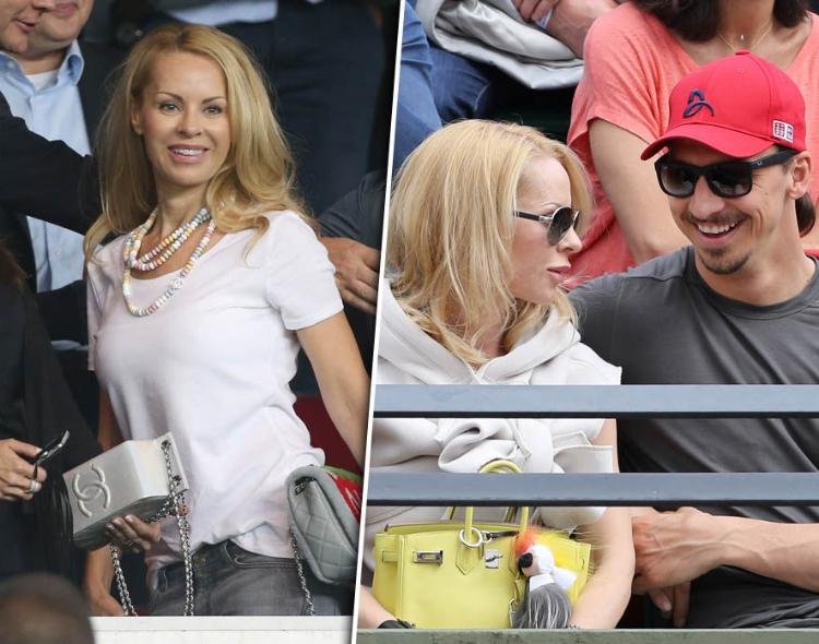 Од фудбалерот е постара 11 години, а изгледа бомбастично: Ова е сопругата на Златан Ибрахимовиќ (ФОТО)