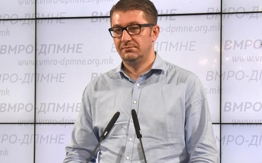 Мицкоски: Не знаеме кои се можните решенија во врска со спорот со името, ниту како течат преговорите