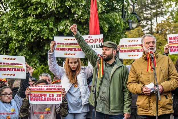 Илиевски: Тиранската платформа удира по фундаментот на Македонија, целта им е да воведат двојазичност и засекогаш да ја изменат Македонија