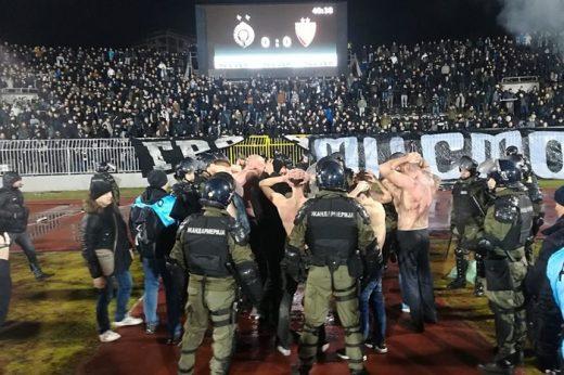 Хрватските хулигани открија: Ова е човекот што ги платил да направат хаос во Белград