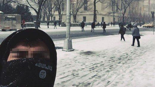 ФОТО: Припадници на ИСИС прават селфи среде Њујорк – Ви се шетаме во дворот