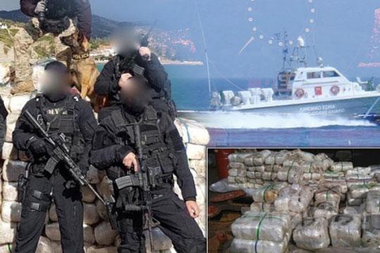 Во Италија уапсени три момчиња од Валона за шверц на дрога