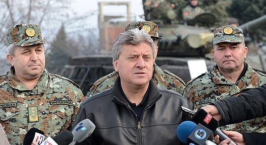 Иванов очекува Грција да не ја држи Македонија во заложништво за приемот во НАТО