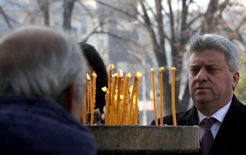 Иванов: Да се сакаме меѓусебно, најмногу да си ја сакаме Македонија
