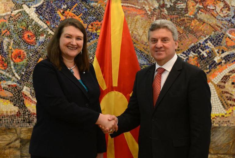 Новиот канадски амбасадор: Со гордост го признаваме уставното име на Република Македонија