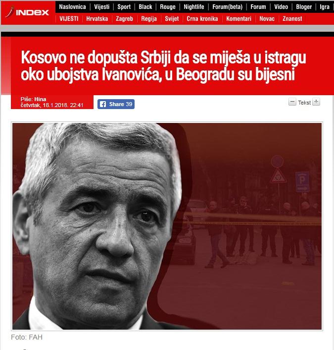 Косово му покажува на Заев што е држава