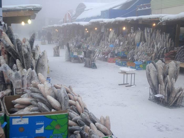 ФОТО: Ова е најстудениот град во светот, измерени се минус 67 степени