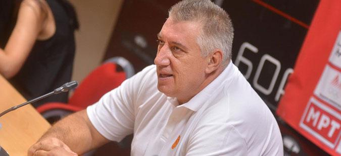 Давитков го објави списокот на кошаркари за гостувањето во Швајцарија