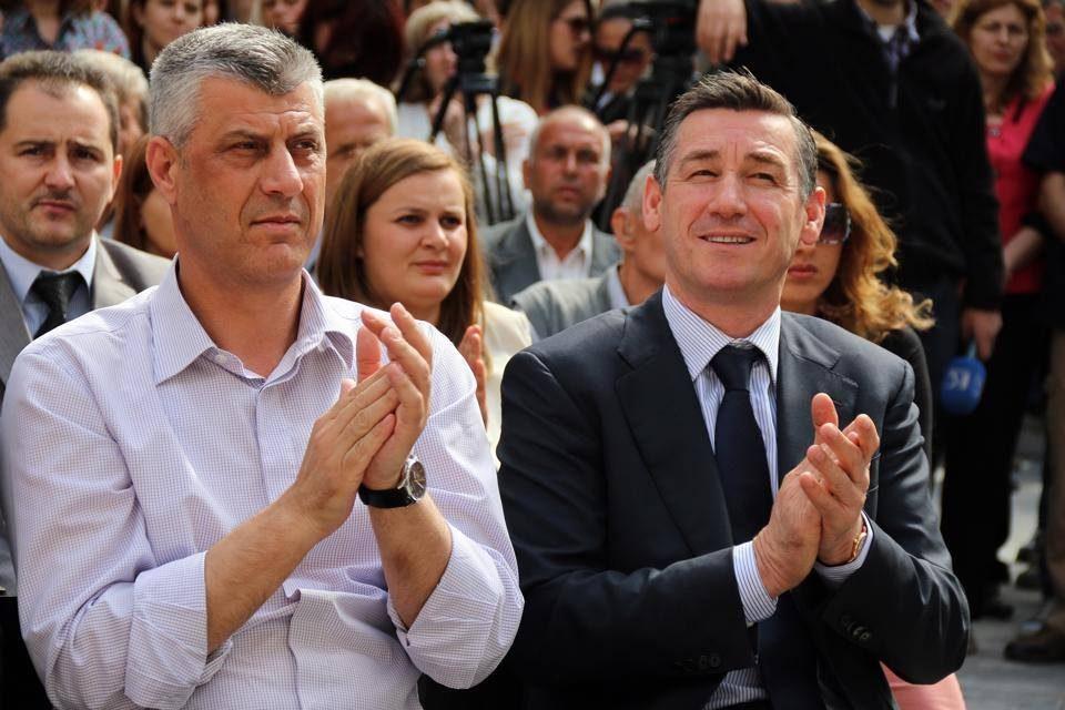 Приштина го поздрави Законот за употреба на јазиците, честитки од Тачи и Весели до Албанците