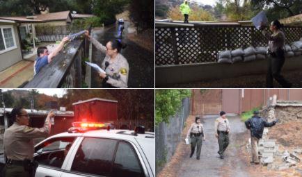 Драма во Калифорнија: По пожарите, евакуација на жителите поради поплави (ФОТО)