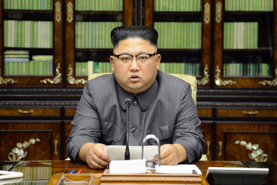 Ким: Нуклеарната сила на Северна Кореја е реалност, не закана