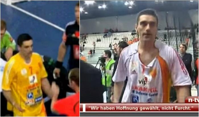 ВИДЕО: Црвен картон за Лазаров и голема судиска помош за Германците- се сеќавате ли на мечот од 2009 година?