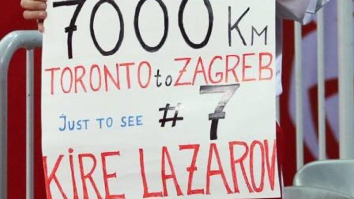 ФОТО: Поминал 7.000 километри само за да го види Кире Лазаров