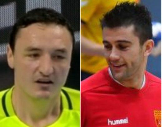 Хрватските голмани не им се ни до колена на македонските: Ристовски и Митревски во два меча со исто одбрани колку тие во три