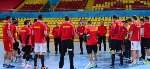 Почнува ракометното лудило во Хрватска, Македонија се надева на добар пласман