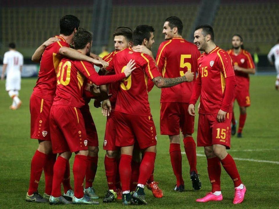 Македонија напредуваше три места на ФИФА ранг листата