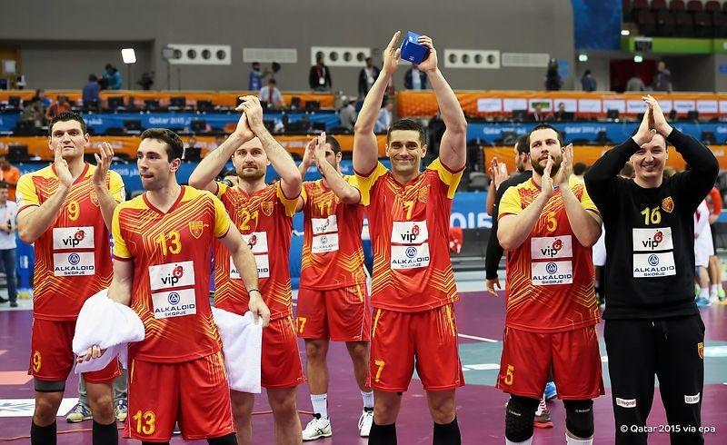 Голем проблем за Македонија пред мечот со Словенија: Без еден од клучните ракометари на отворањето на ЕП