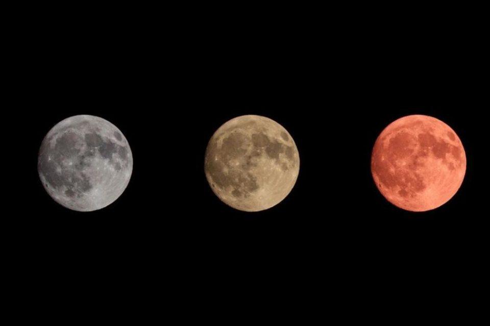 Не чека крвава Месечина во јануари, а тоа е само почеток: Овој феномен не е виден 150 години (ВИДЕО)