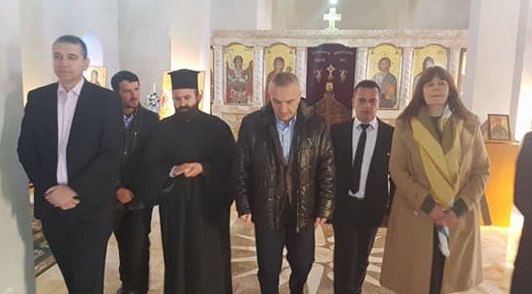 Мета во посета на Пустец: Максимална поддршка за заштитата на македонскиот национален идентитет