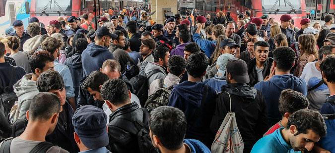 Студија: Мигрантите во Германија поттикнале пораст на насилствата