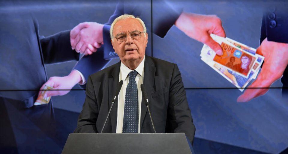 Маневски: Корупцијата и сомнителното работење станаа заштитен знак на владата на СДСМ